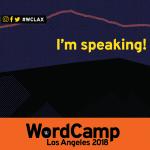 WordCamp Los Angeles 2018