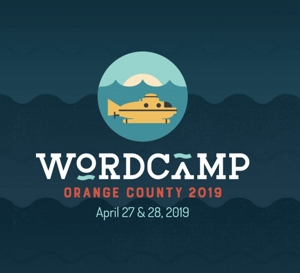 WordCamp Orange County 2019 Organizer